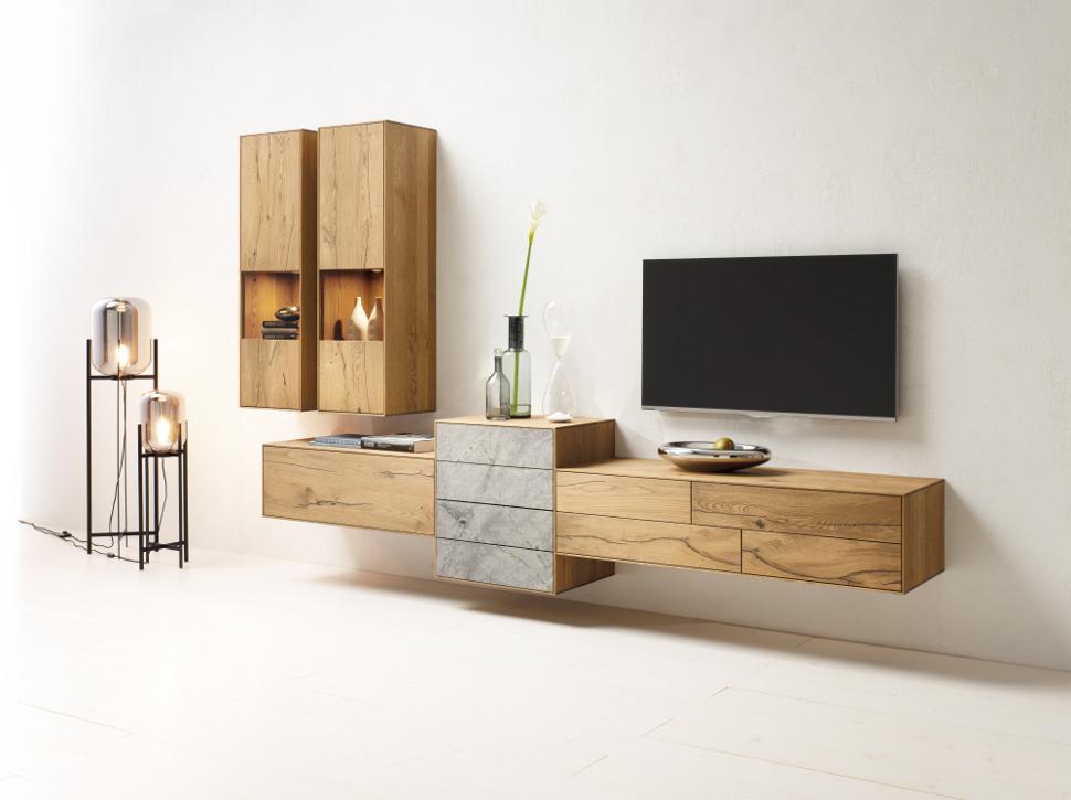 anbauwände wohnzimmer: moderne wohnwände für das wohnzimmer bei, Wohnzimmer
